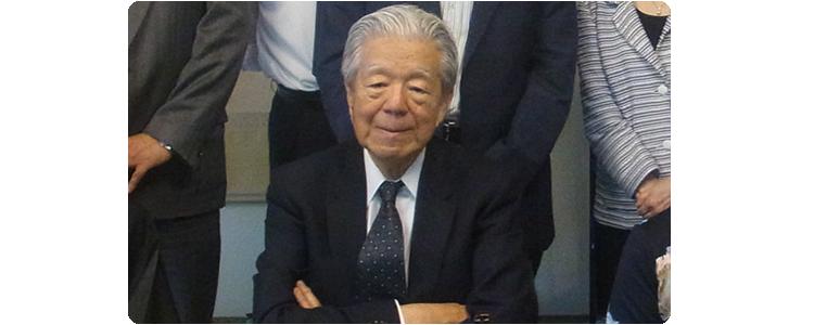 名誉院長 佐野先生